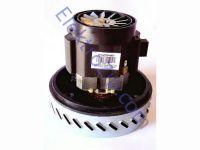 Двигатель моющий универсальный РТ 1200. Мотор h134мм, турбина D144мм, h46мм, диаметр верхний 79мм.