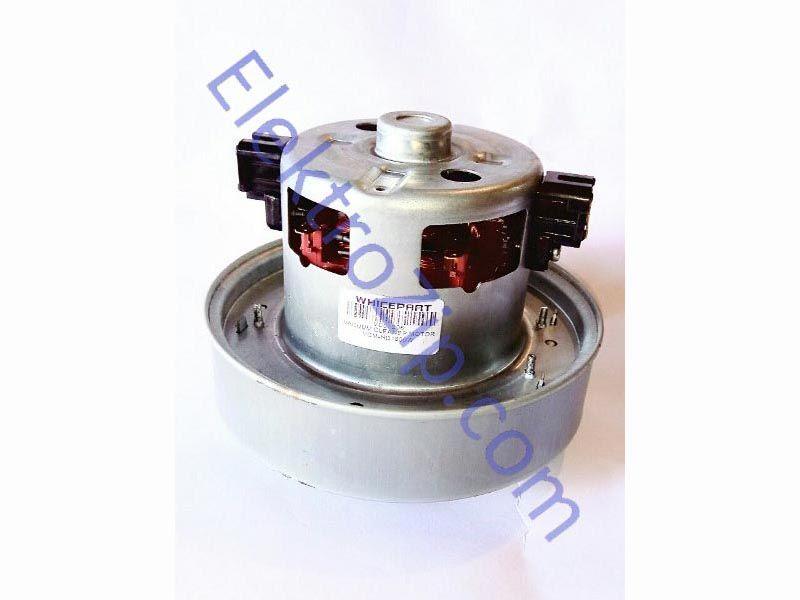Двигатель универсальный VCM-HD 1800W. Мощность 1800W. Мотор h112, турбина D135, h35, расстояние крепления под отверстия (по центрам) 54