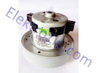 Двигатель универсальный VCM-HD-2000w; мощность:2000w,  мотор h:119.5 мм, турбина D:135мм, турбина h:35 мм, расстояние крепления под отверстия (по центрам) 54мм