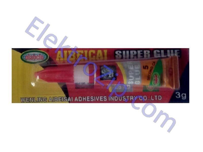 Супер клей АВС фирмы OlabclO - клей для древесины, резины, пластмасс, металла