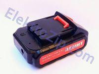 Аккумулятор литий-ионный плоский для шуруповёрта 12v
