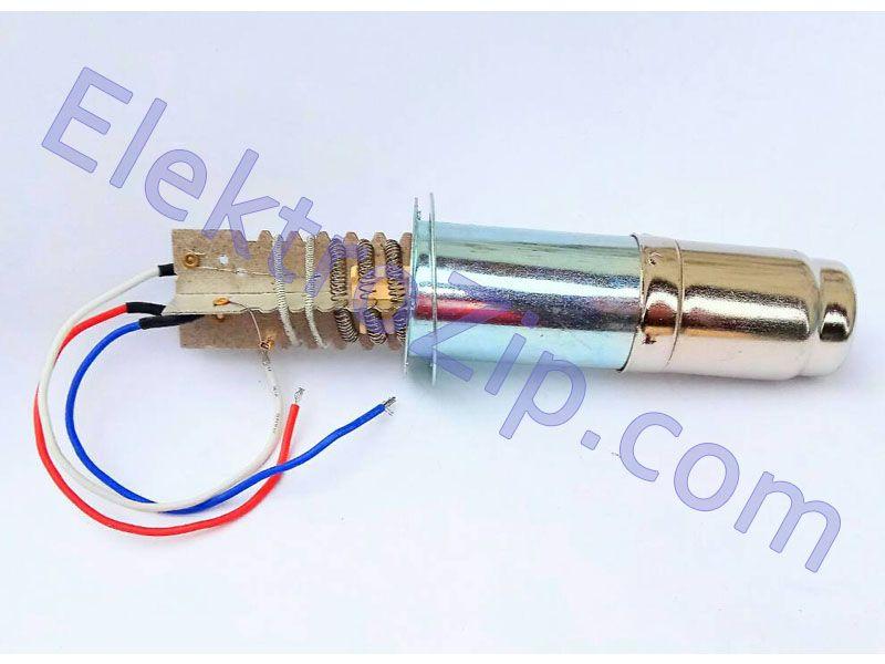Спираль (в железном корпусе,3 провода без слюды)