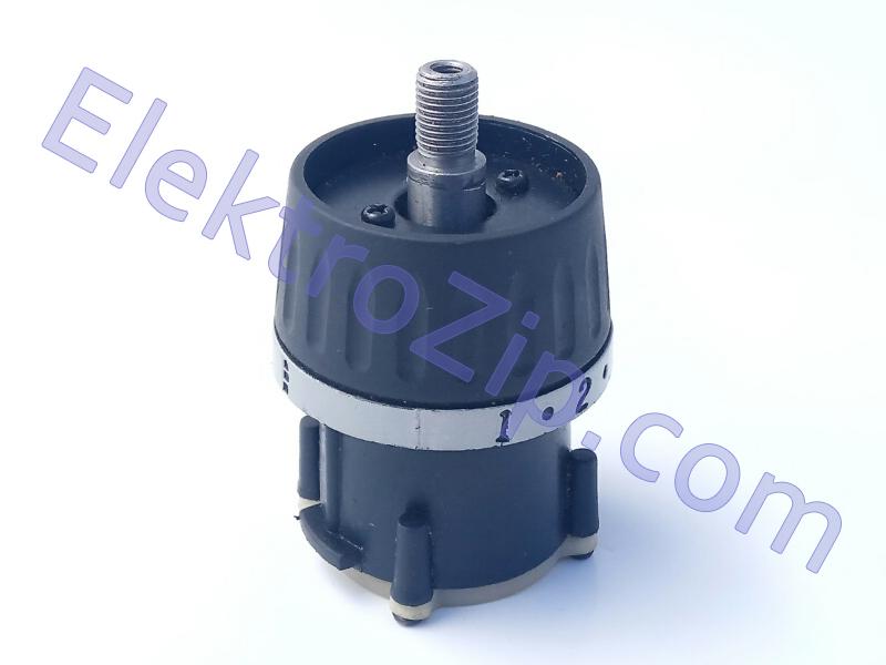 Односкоростной редуктор на 4 винта для аккумуляторного шуруповетра